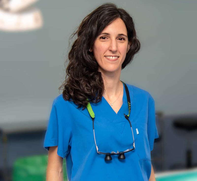 Foto de la Dra. Lara Cristóbal